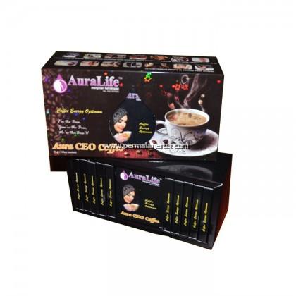 AuraLife CEO Coffee