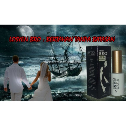 Lotion Bro Bio Asli 30ml