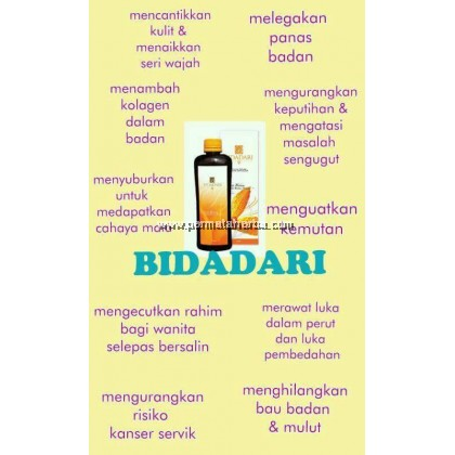 DCL Jus Bidadari 375ml