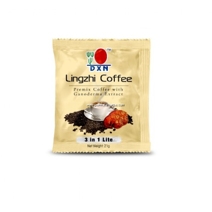 ... Lingzhi Coffee DXN 3in1 - Premium Coffee with Ganoderma Extract 88a2365a5d