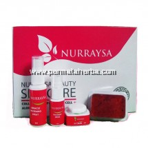 Nurraysa Beauty Set 4 in 1 Skincare