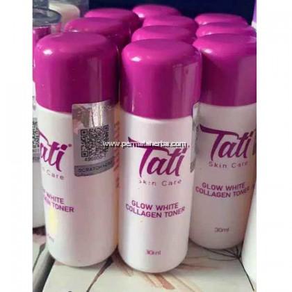 Tati glow white collagen toner