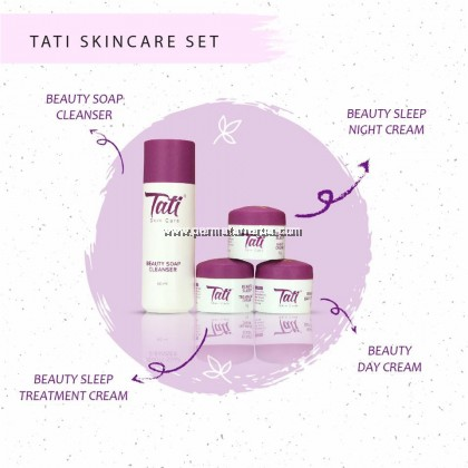 Tati Skincare Beauty Sleep Night Cream 10gm