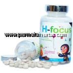H-Focus Tablet Coklat Minda Genius