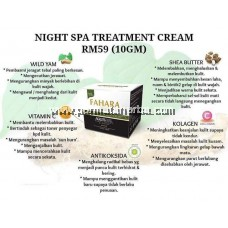 Charms Night Spa Treatment Cream