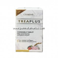 Charms TreaPlus Chewable Tablet