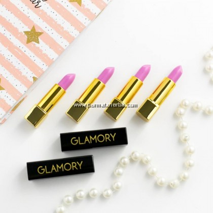 GLAMORY Premium Quality Lipstick Collagen