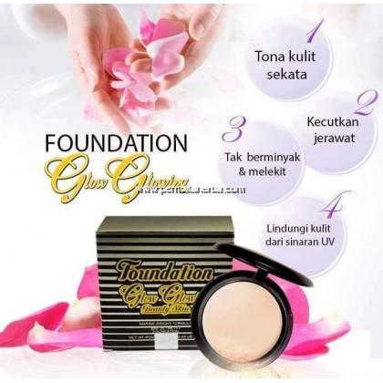 Dara Anggun Foundation Glow Glowing 14gm