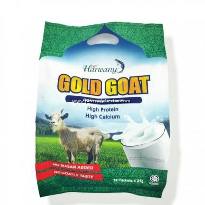 Harwany Gold Goat Original (18 Sachet)