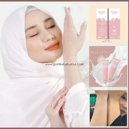 Wawa Milk Skin Face & Body Lotion (100ml)