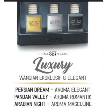 One Drop Perfume Home & Car Fragrance